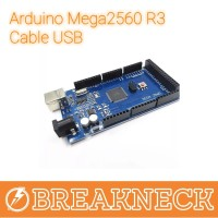 Arduino Mega 2560 R3 + USB