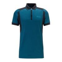 Hugo Boss Golf polo shirt in moisture-wicking fabric Prek Pro - 504131