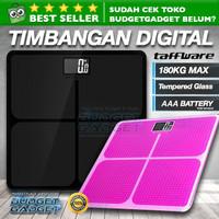 Timbangan Badan Kaca Digital Elektronik 180KG max