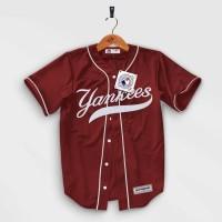 baju hip hop Jersey baseball custom