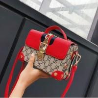 tas fashion import - grosir batam - tas wanita b6613
