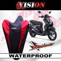 sarung motor anti air Yamaha X-Ride cover body waterproof selimut debu
