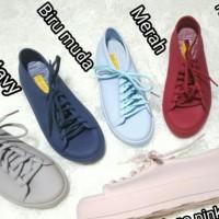jelly shoes sepatu wanita casual kets bara bara