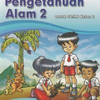 HOT SALE Buku BSE: IPA Untuk SD/MI Kelas 2 terjamin