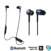 Audio-Technica ATH-CKR55BT APTX Sound Reality Headset Bluetooth No Box