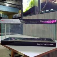 Aquarium Glassterior Gex slim 450
