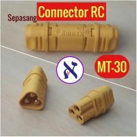 Konektor RC mt30 socket connector 3 pin Amass MT 30 banana xt60