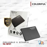 Colorful SL300 SSD 120GB Sata 3 - Colorful SL 300 3D Nand 120 GB 2.5