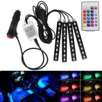 Lampu LED Kolong RGB Mobil Agya/Ayla