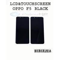 LCD + TOCHSCREEN OPPO F5 BLACK OEM