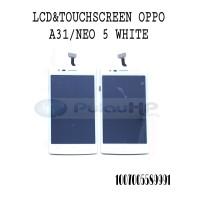 LCD + touchsreen Oppo Neo 5/A31 white ori OEM 100%