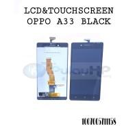 LCD + touchsreen black oppo Neo 7/A33/A33w ori OEM 100%