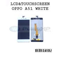 LCD + touchsreen Oppo Mirror 5/A51/A51w white ori OEM 100%