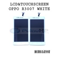 LCD + touchsreen oppo Mirror 3 R3007/R3000/R3001 white OEM 100%
