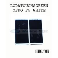 LCD OPPO F5 + TOUCHSREEN WHITE