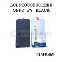 LCD OPPO F9/REALME 2 PRO + TOUCHSCREEN BLACK ORIGINAL