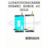 LCD TOUCHSCREEN HUAWEI HONOR 4C GOLD
