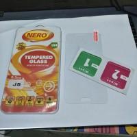 Tempered Glass Nero Samsung Galaxy J5 2015 J500 J500G J500F Anti Gores