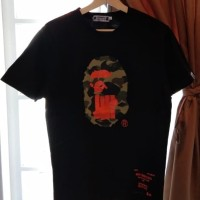 Bape x Undefeated Military Army Camo not MNML Stussy Offwhite