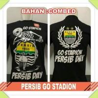 Baju Kaos Distro Suporter Persib Go Stadion Bandung Pria Wanita