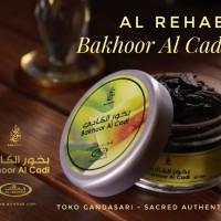 Bukhur AL CADI AL REHAB IMPORT BAKHOOR buhur arab original bakhor asli