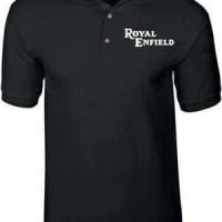 tshirt baju kaos kerah ROYAL ENFIELD
