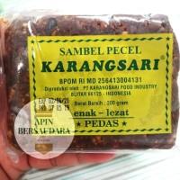 Sambal Pecel / Bumbu Kacang Karangsari / Sambel Pecel Blitar