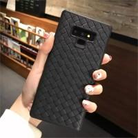 Samsung Note 9 BOTTEGA Woven TPU Soft Phone Case