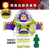 MF WM brand WM691 - Buzz Lightyear with Army Man WM 691 Toy Story 4