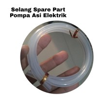 Selang/Tube Pompa Asi Elektrik Compatible Avent/Spectra/Unimom