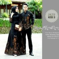 Seragam Batik Gamis Couple Gamis Muslim Baju Sarimbit Pesta Gamis