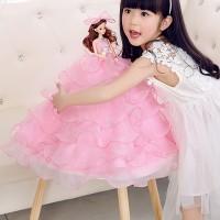 Set Mainan Boneka Barbie Model Putri Duyung utk Hadiah Anak Perempuan
