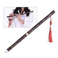 Premium Pluggable Handmade Bitter Bamboo Flute/Dizi Traditional