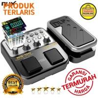 NUX Pedal Efek Gitar Synthesizer Processor - MG-100 BARU