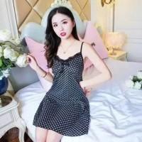Baju Tidur Wanita Daster Cewek 6203 Bajutidur Cantik Night Dress Sleep