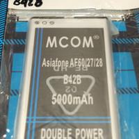 batt baterai battery asiafone b42b af60 af27 af28 50 double power Mcom