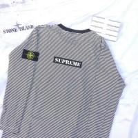 Stone Island x Supreme Longsleeve shirt not off white bape ellese cp