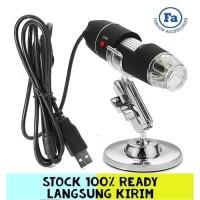 Microscope Zoom 1000x 8 LED Endoscope Digital Mikroskop Type C