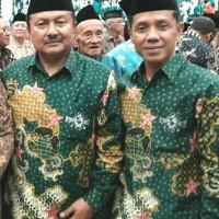 Seragam Batik NU Baju Bintang Sembilan Lintang Songo