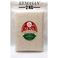 Beras Organik Long Grain Low IG / Beras Diabetes 2kg