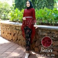 Atasan Wanita/Brukat/Kebaya/Baju Kebaya Modern/Kebaya Muslimah