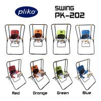 Ayunan Bayi Manual Pliko Swing 202