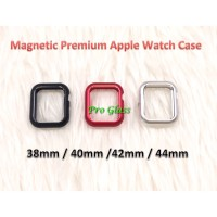 Magnetic Bumper Cover Frame For Apple Watch iWatch 44mm Series 4