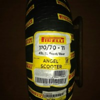 BAN PIRELLI ANGEL SCOOTER 110/70 RING 11