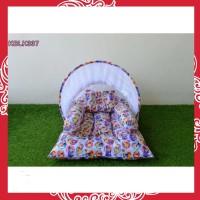 Tempat Tidur Bayi Kasur Kelambu Karakter Winnie The Pooh KBLK337