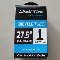Ban dalam sepeda MTB federal 27 5 x 175 2125 Deli tire