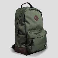 STOD Tas Ransel Pria Medievalcombo Backpack - Olive Green