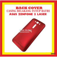 TUTUP BELAKANG BACK COVER CASSING ASUS ZENFONE 2 LASER RED 909774