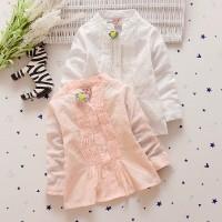 Kemeja Anak Perempuan Raisa Shirt Kemeja Import Raisa Shirt BC1780