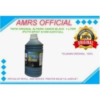 TINTA CANON ALFAINK BLACK 1 LITER IP2770 MP287 G1000 G2000